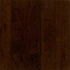 """Rustic Accents 5"""" Engineered Walnut Hardwood Flooring in Roasted Coffee"""