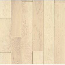 "Highgrove Manor 4"" Solid Maple Hardwood Flooring in Winter Neutral"