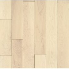 "Highgrove Manor 5"" Solid Maple Hardwood Flooring in Winter Neutral"