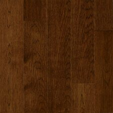 "Highgrove Manor 5"" Solid Hickory Hardwood Flooring in Antler Brown"