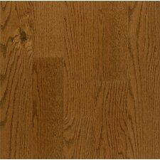 """Midtown 5"""" Engineered Oak Hardwood Flooring in Gunstock"""