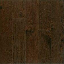 "Midtown 5"" Engineered Oak Hardwood Flooring in Mocha"
