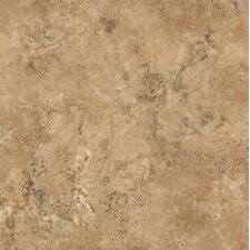 "Alterna Durango 16"" x 16"" Luxury Vinyl Tile in Deep Gold"