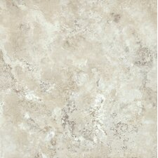 "Alterna Durango 16"" x 16"" Luxury Vinyl Tile in Bleached Sand"