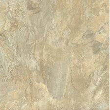 """Alterna Mesa Stone 16"""" x 16"""" Luxury Vinyl Tile in Fieldston"""