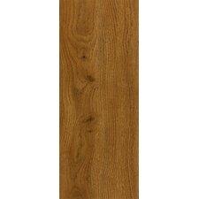 """Luxe Jefferson Oak 6"""" x 36"""" x 2.79mm Luxury Vinyl Plank in Gunstock"""