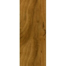 "Luxe Exotic Fruitwood 5"" x 48"" x 4.06mm Luxury Vinyl Plank in Honey Spice"