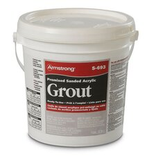 Premixed Sanded Acrylic Grout in Sandalwood - 1 Gallon