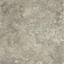"Alterna Tuscan Path 16"" x 16"" x 4.06mm Luxury Vinyl Tile in Dove Gray"
