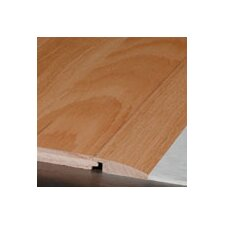 "0.25"" x 1.5"" x 78"" Red Oak Reducer in Saddle"