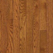 "Somerset 2-1/4"" Solid Oak Hardwood Flooring in Spice Brown"