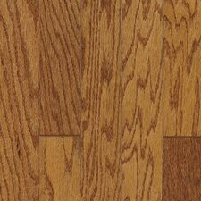"Fifth Avenue Plank 3"" Engineered Red Oak Hardwood Flooring in Sahara Sand"