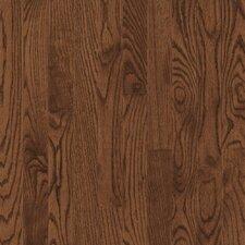 "Yorkshire 3-1/4"" Solid White Oak Hardwood Flooring in Umber"