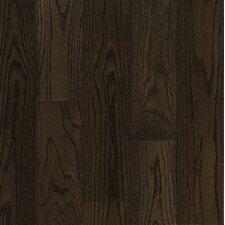 "Turlington Signature Series 5"" Engineered Northern Red Oak Hardwood Flooring in Espresso"