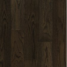 "Turlington Signature Series 3"" Engineered Northern Red Oak Hardwood Flooring in Espresso"