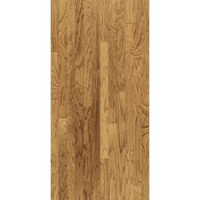 "Turlington 3"" Engineered Red Oak Hardwood Flooring in Harvest"
