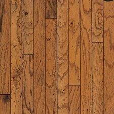 "Cavendar Plank 3"" Engineered Red Oak Hardwood Flooring in Honey"