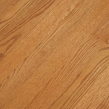 "Bristol 2-1/4"" Solid Red Oak Hardwood Flooring in Butterscotch"