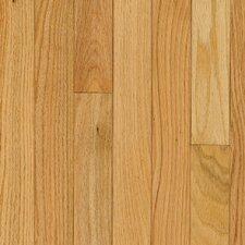 "Manchester 2-1/4"" Solid Red Oak Hardwood Flooring in Natural"
