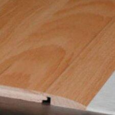 """0.75"""" x 2.25"""" x 78"""" Red Oak Reducer in Antique Rustic"""