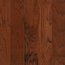 "American Originals 5"" Engineered Oak Hardwood Flooring in Dakota Cherry"