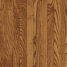 "Westchester 2-1/4"" Solid Oak Hardwood Flooring in Gunstock"