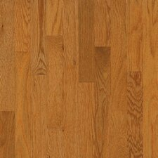 "Dundee 3-1/4"" Solid White Oak Hardwood Flooring in Butter Rum"