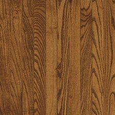 "Dundee 3-1/4"" Solid White Oak Hardwood Flooring in Fawn"