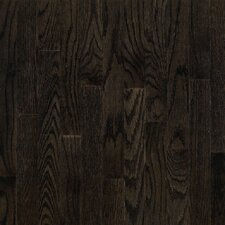 "Dundee 2-1/4"" Solid Red Oak Hardwood Flooring in Espresso"