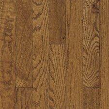 "Ascot Plank 3-1/4"" Solid Oak Hardwood Flooring in Chestnut"