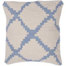Cadiz Contemporary Cotton Throw Pillow