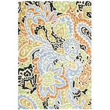 Barcelona Indoor/Outdoor Flores Cloud Area Rug