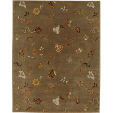 Poeme Alsace Brown Area Rug