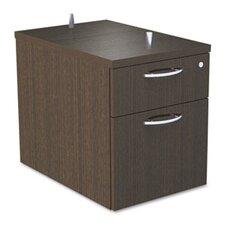 SedinaAG Series 2-Drawer Hanging Box File Pedestal