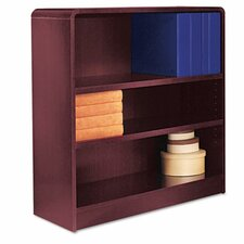 "Radius Corner 35.38"" Standard Bookcase"