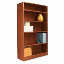 "Radius Corner 60"" Standard Bookcase"