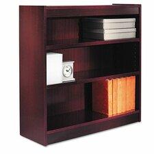"""Square Corner 35.8"""" Standard Bookcase"""