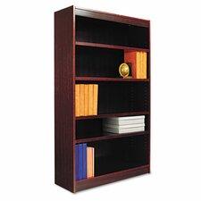 """Square Corner 60"""" Standard Bookcase"""