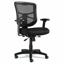 Elusion Series Mid Back Swivel Office Chair