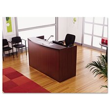 Valencia Series Rectangular Reception Desk