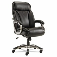 Veon Series High-Back Leather Executive Chair