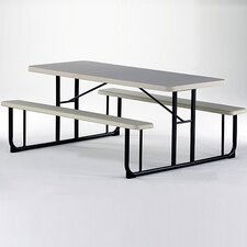 Valuelite Blow-Molded Picnic Table