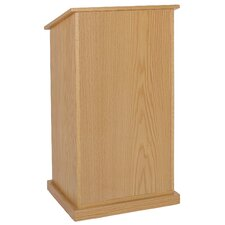 Chancellor Lectern without Sound
