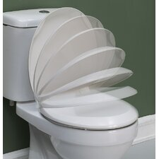 "20.12"" Plastic Elongated Toilet Seat"