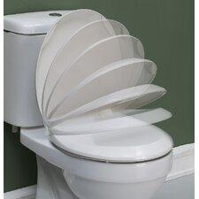 Vinyl Soft Round Toilet Seat