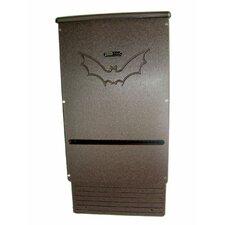 Recycled Bat Mounted Birdhouse