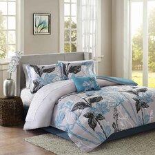 3 Piece Claremont Complete Comforter Set