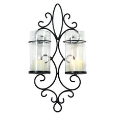Glass Sconce