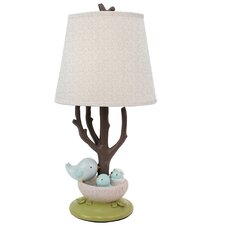 "Nest 18"" H Table Lamp with Empire Shade"