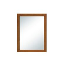 Easton Maple Framed Mirror